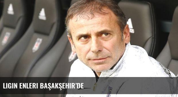 Ligin enleri Başakşehir'de