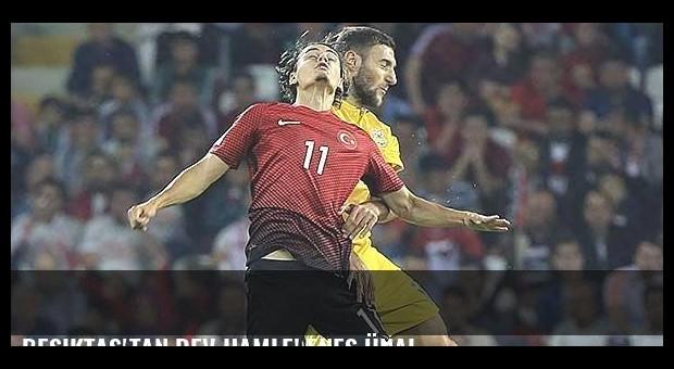 Beşiktaş'tan dev hamle! Enes Ünal...