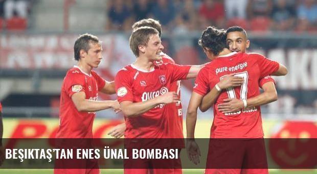 Beşiktaş'tan Enes Ünal bombası