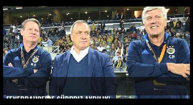 Fenerbahçe'de sürpriz ayrılık!