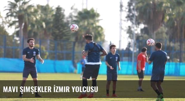 Mavi Şimşekler İzmir Yolcusu