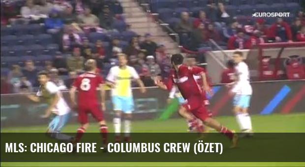 Mls: Chicago Fire - Columbus Crew (Özet)