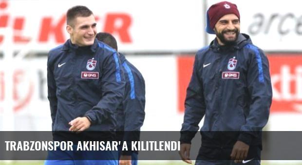 Trabzonspor Akhisar'a Kilitlendi