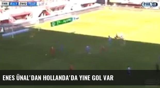 Enes Ünal'dan Hollanda'da Yine Gol Var