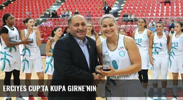 Erciyes Cup'ta kupa Girne'nin