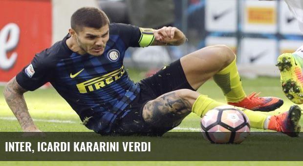 Inter, Icardi kararını verdi