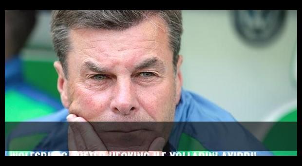 Wolfsburg, Dieter Hecking ile yollarını ayırdı!