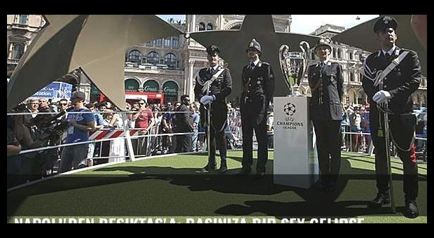 Napoli'den Beşiktaş'a: Başınıza bir şey gelirse karışmayız