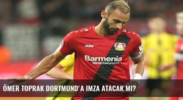 Ömer Toprak Dortmund'a imza atacak mı?