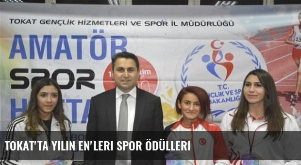 Tokat'ta Yılın En'leri Spor Ödülleri