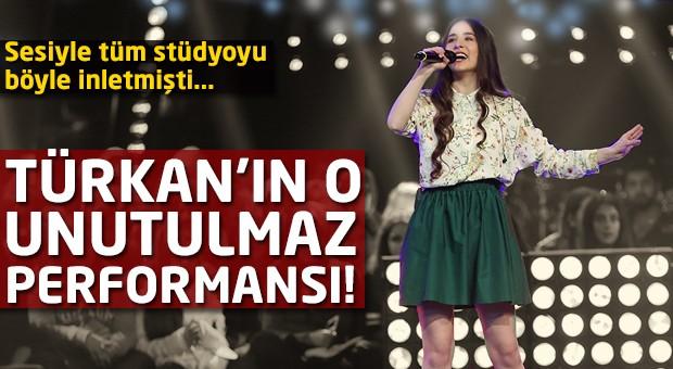 Türkan Kürşad O Ses Türkiye'nin final haftasında neler yaşadı?
