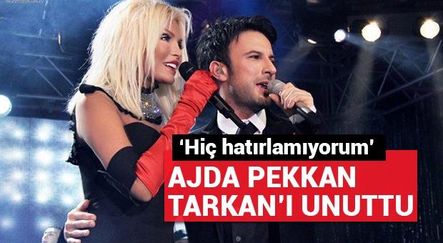 Ajda Pekkan Tarkan'ı unuttu!