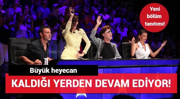 Rising Star Türkiye 3. Bölüm tanıtımı