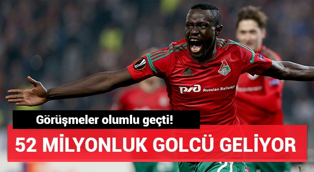 Galatasaray Niasse'yi kiralamak istiyor