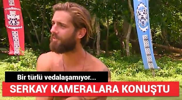 Survivor Serkay Magazin 8 mikrofonlarına konuştu