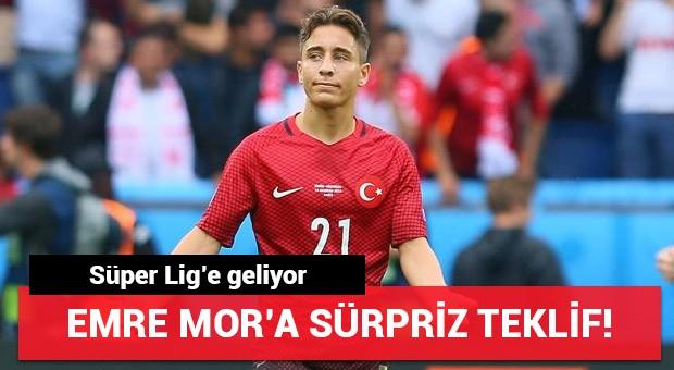 Emre Mor'a Süper Lig'den teklif!