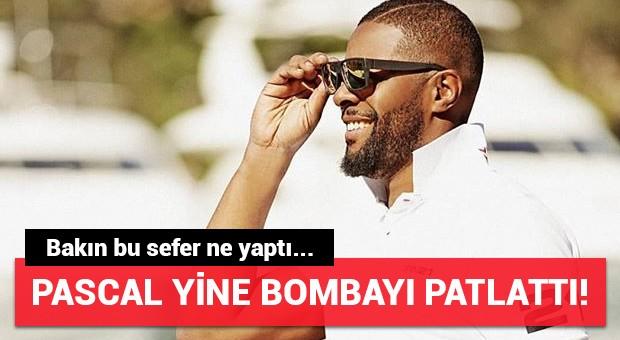 Pascal Nouma yine bombayı patlattı!