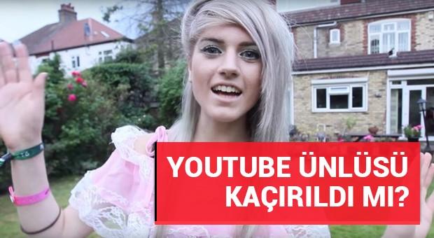 YouTube ünlüsü kaçırıldı mı?
