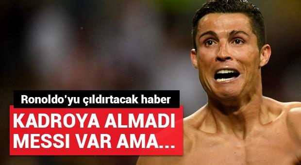 'Fenomen' Ronaldo'nun en iyi 11'i