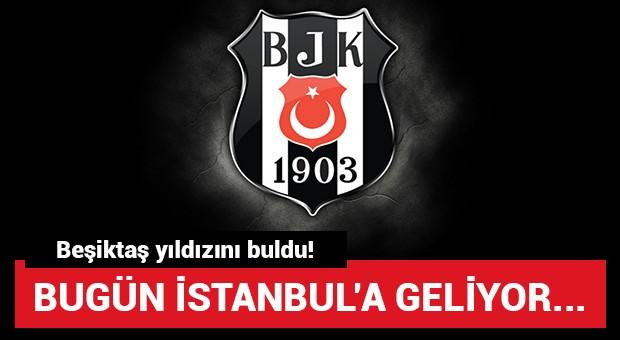 Beşiktaş'ın yeni transferi bugün İstanbul'da...