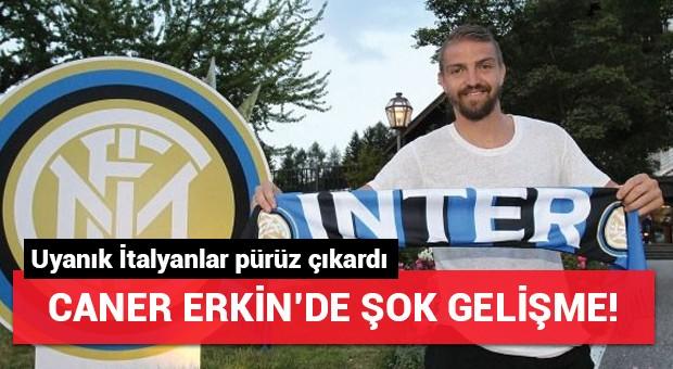 Caner Erkin transferinde şok gelişme!