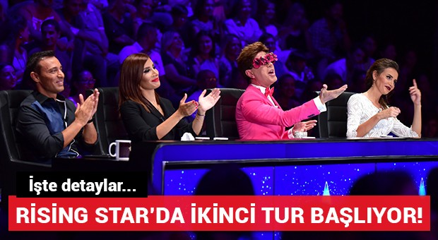 Rising Star Türkiye 11. bölüm tanıtımı