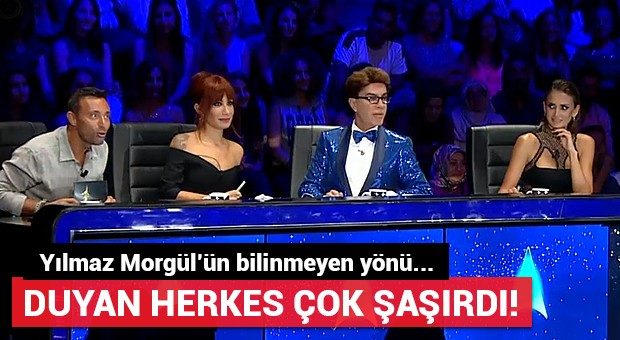 Yılmaz Morgül'ün bilinmeyen özelliği! Mustafa Sandal açıkladı ama...