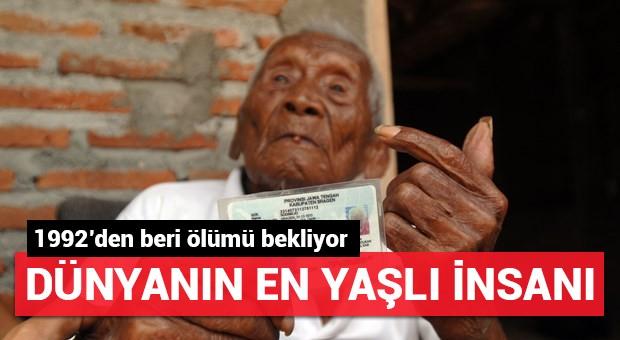 Dünyanın en yaşlı insanı 146 yaşında