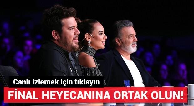 Yetenek Sizsiniz Türkiye'yi canlı izlemek için tıklayın