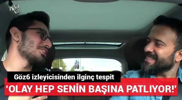 Fatih, Göz6 aracıyla tura çıktı!
