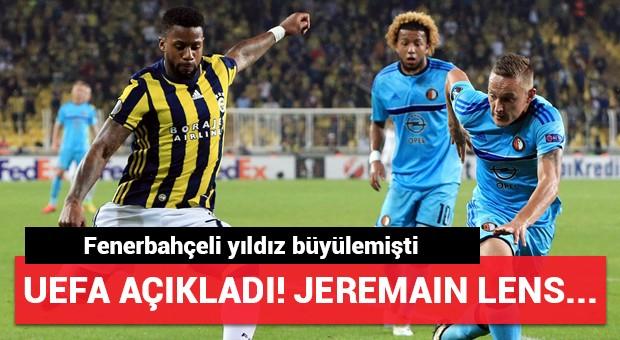 UEFA açıkladı! Fenerbahçe'nin yıldızı Lens..