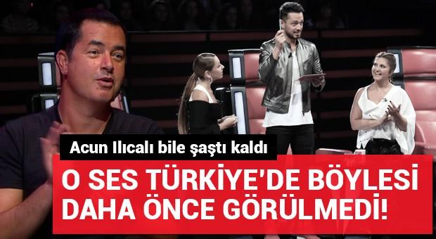 O Ses Türkiye'de böylesi daha önce görülmedi!