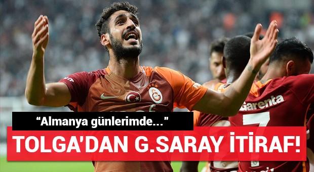 Tolga Ciğerci'den Galatasaray itirafı! 'Almanya'da...'