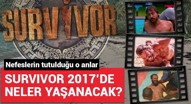 Survivor 2017'de neler yaşanacak?