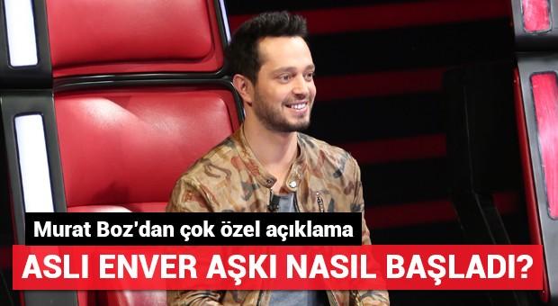 Murat Boz'dan Aslı Enver açıklaması!