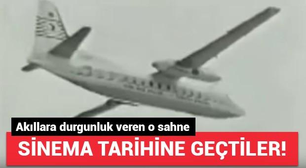 Türk sinemasında tarihe geçtiler!