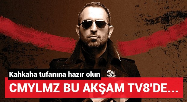 CMYLMZ bu akşam TV8 ekranlarında