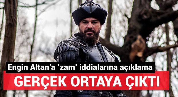 Engin Altan Düzyatan'a zam iddiasına açıklama
