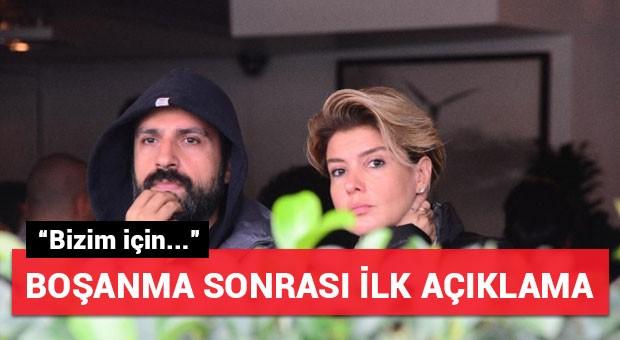 Gülben Ergen'den boşanma sonrası ilk açıklama