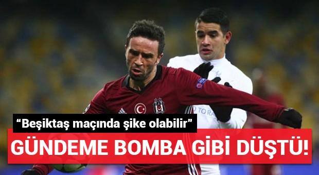 Dinamo Kiev-Beşiktaş maçı için bomba şike iddiası!