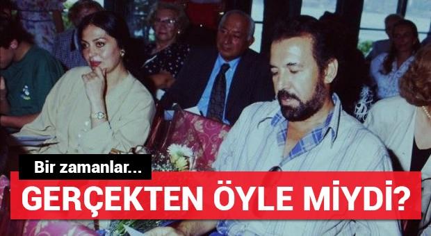 Onlar eskiden evliydi!