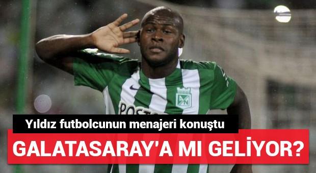 Yıldız futbolcunun menajerinden Galatasaray mesajı!