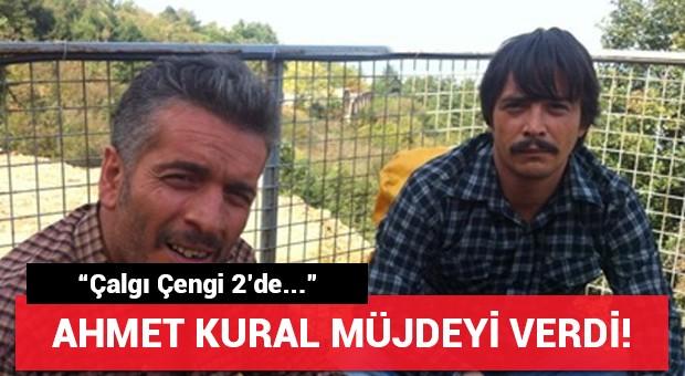 Ahmet Kural müjdeyi verdi! Çalgı Çengi 2'de neler olacak?