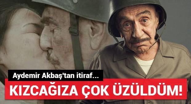 Aydemir Akbaş'tan itiraf...