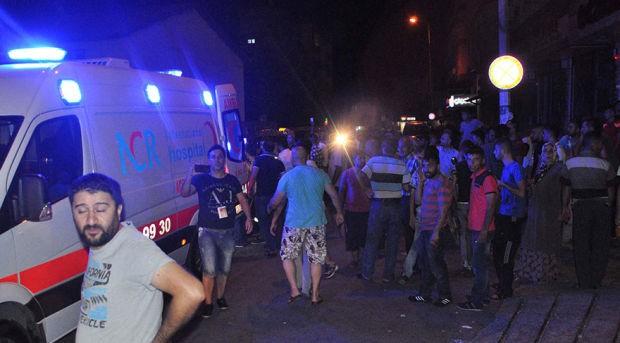 GAZİANTEP'te PATLAMA - Bombalı Terör Saldırısı... 8 ÖLÜ 60 YARALI