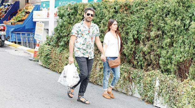 Ünlü oyuncu Mehmet Ali Nuroğlu, Kurban Bayramı tatilini İstanbul'da geçiriyor.