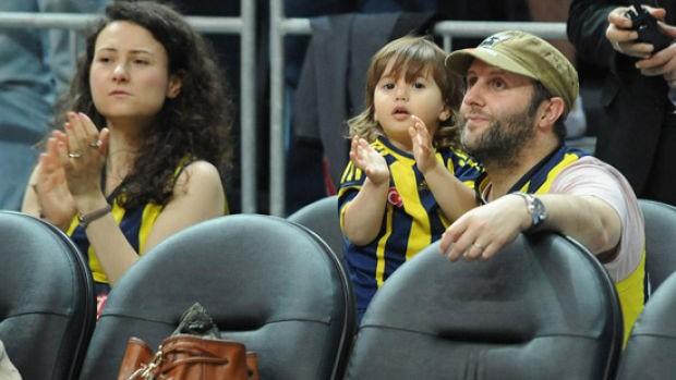 Sanem-İlker Ayrık çiftinin ilk çocukları Ferit, 3.5 yaşında.