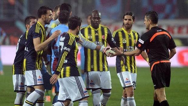 Hakem Bülent Yıldırım'ın Saracoğlu'nda yönettiği 4 Bursaspor maçının hiçbirinde Fenerbahçe kazanamadı