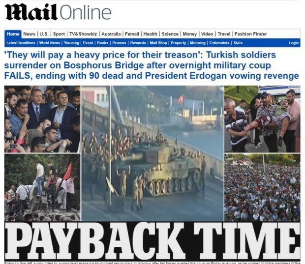 Dünya Türkiye'yi ayağa kaldıran geceyi böyle gördü