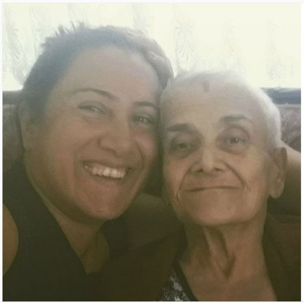 Birgül Ulusoy annesini kaybetti. Uzun süredir siroz hastalığından tedavi gören Neriman Ulusoy, önceki gün yaşamını yitirdi